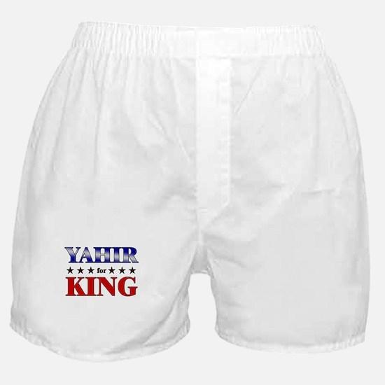 YAHIR for king Boxer Shorts
