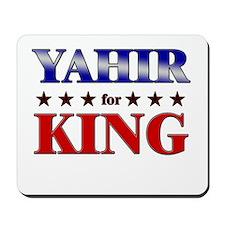 YAHIR for king Mousepad