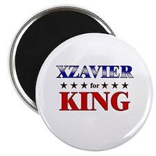 XZAVIER for king Magnet