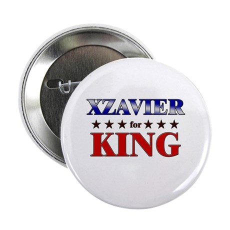 """XZAVIER for king 2.25"""" Button"""