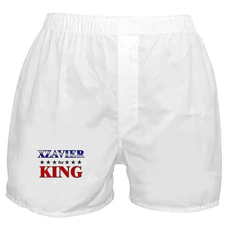 XZAVIER for king Boxer Shorts