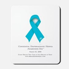 Breath of Hope's Awareness Day Mousepad