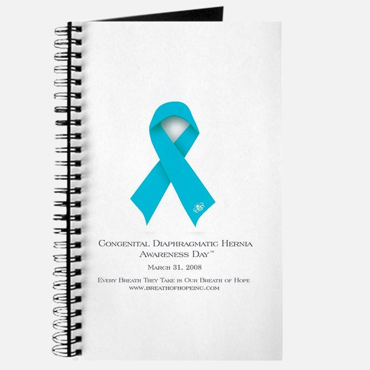 Breath of Hope's Awareness Day Journal