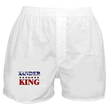 XANDER for king Boxer Shorts