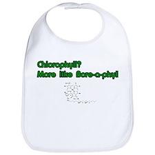 Chlorophyll Bore-a-phyll Bib