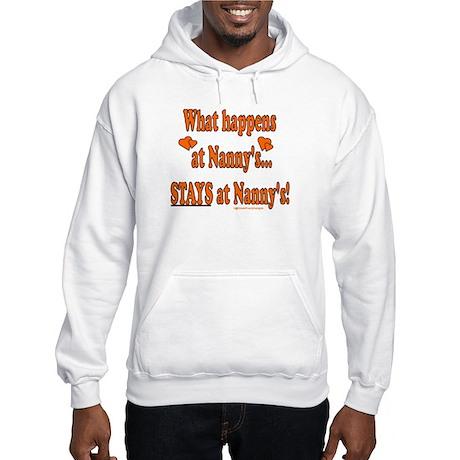 Nanny's House Hooded Sweatshirt