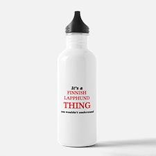 It's a Finnish Lap Water Bottle