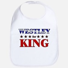 WESTLEY for king Bib
