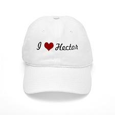I love Hector Baseball Cap