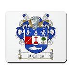 O'Cahan Family Crest Mousepad