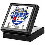 O'Cahan Family Crest Keepsake Box