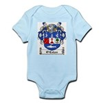 O'Cahan Family Crest Infant Creeper