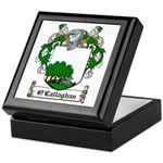 O'Callaghan Family Crest Keepsake Box