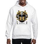 O'Carroll Family Crest Hooded Sweatshirt