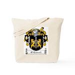 O'Carroll Family Crest Tote Bag