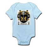 O'Carroll Family Crest Infant Creeper
