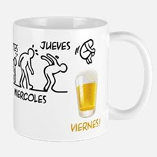 Beer-volution (esp) Mugs