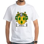 O'Clery Family Crest White T-Shirt