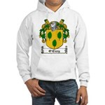 O'Clery Family Crest Hooded Sweatshirt