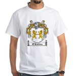 O'Collins Family Crest White T-Shirt