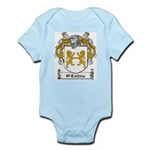 O'Collins Family Crest Infant Creeper