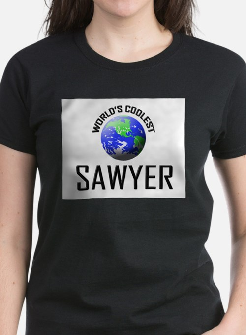 World's Coolest SAWYER Tee