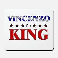 VINCENZO for king Mousepad