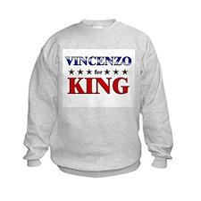 VINCENZO for king Sweatshirt