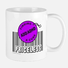 ADD/ADHD FINDING A CURE Mug