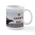 Masonic Naval Peace Makers Mug