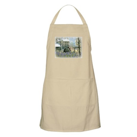 The Old Griss Mill BBQ Apron