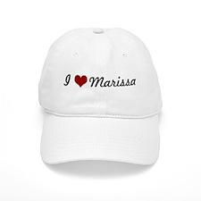I love Marissa Baseball Cap