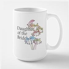 Fireworks Daughter of the Bride Mug