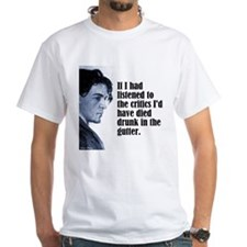 """Chekhov """"The Critics"""" Shirt"""
