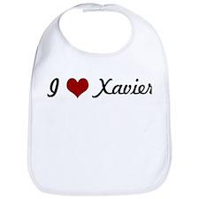 I love Xavier Bib