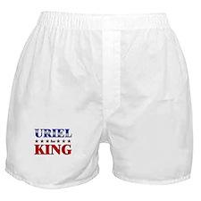URIEL for king Boxer Shorts
