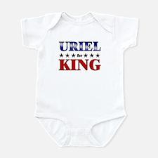 URIEL for king Infant Bodysuit