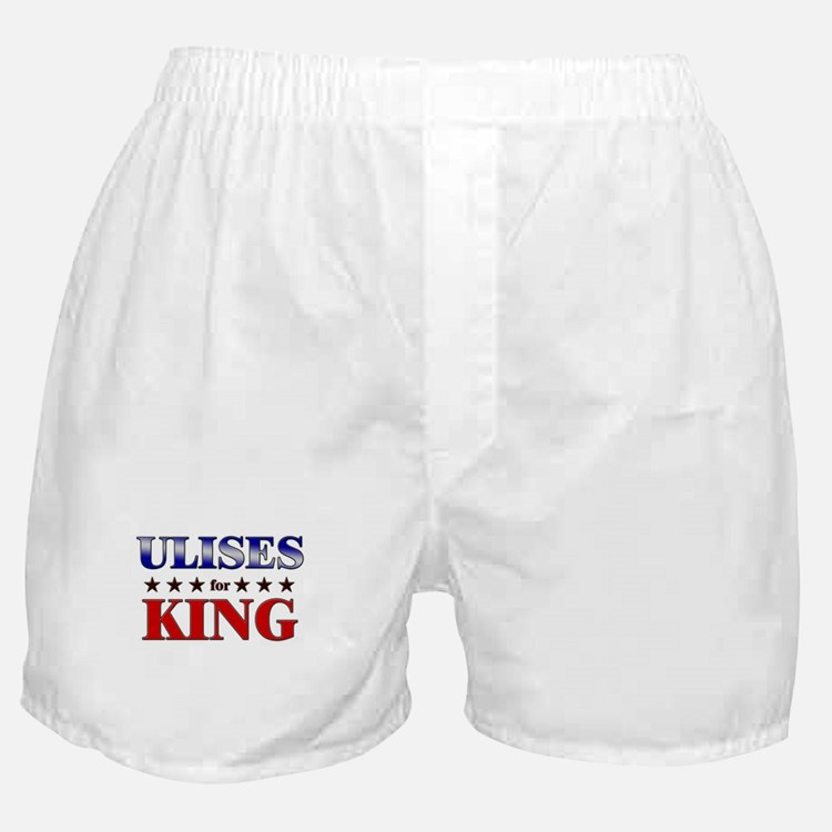 ULISES for king Boxer Shorts