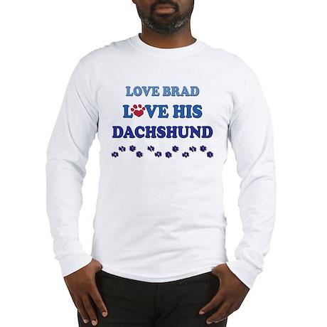Love Brad Long Sleeve T-Shirt