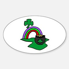 St Patricks Day Decal