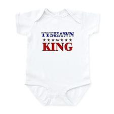 TYSHAWN for king Onesie