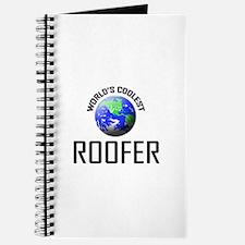 World's Coolest ROOFER Journal