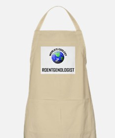 World's Coolest ROENTGENOLOGIST BBQ Apron