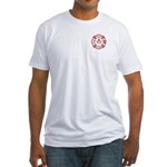 Pennsylvania Masons Fire Fighters Fitted T-Shirt