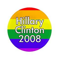 Hillary Clinton Rainbow 3.5