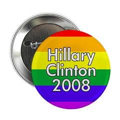 Hillary Clinton Rainbow 2.25
