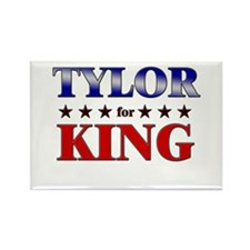 TYLOR for king Rectangle Magnet