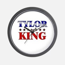 TYLOR for king Wall Clock