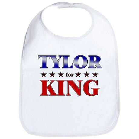 TYLOR for king Bib
