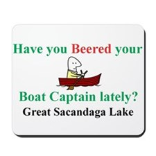 Have you beered? Mousepad